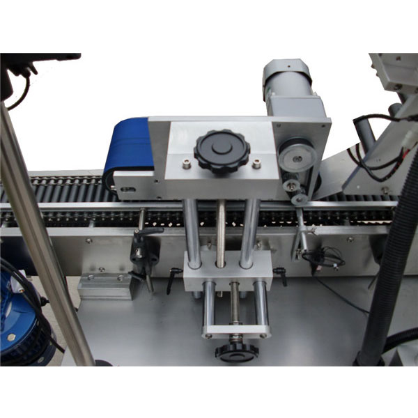 Automatic Ampoule Vial Bottle Labeling Machine