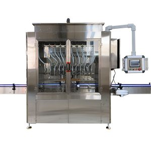 Automatic Gravity Chemical Bottle Filling Machine