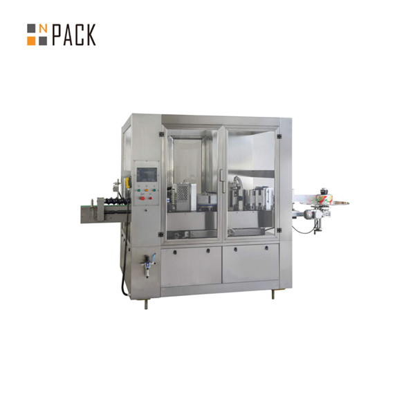 Automatic Hot Melt Glue Labeling Machine