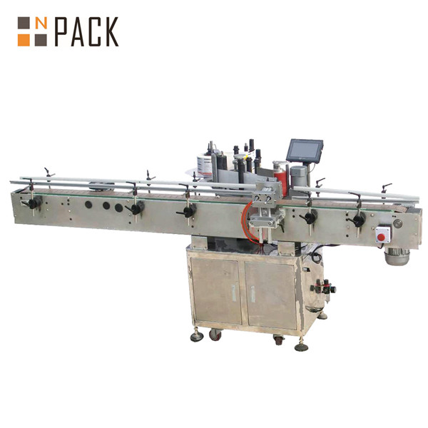 Automatic Orientation Position Labeling Machine