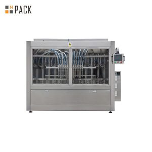 Automatic Piston Viscous Liquid Filling Machine