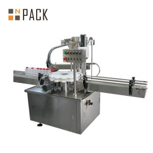 Automatic Rotary Bottle Cap Capping Machine