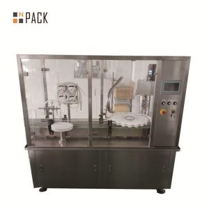 Automatic Rotary Peristaltic Pump Bottle Filling Machine
