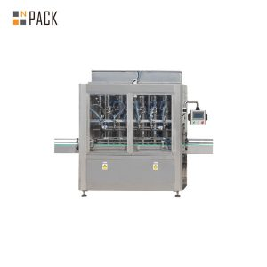 Automatic Servo Motor Bottle Filling Machine