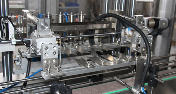 Bottle Clamping Device