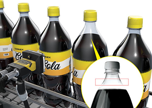 Bottle with Fill Level