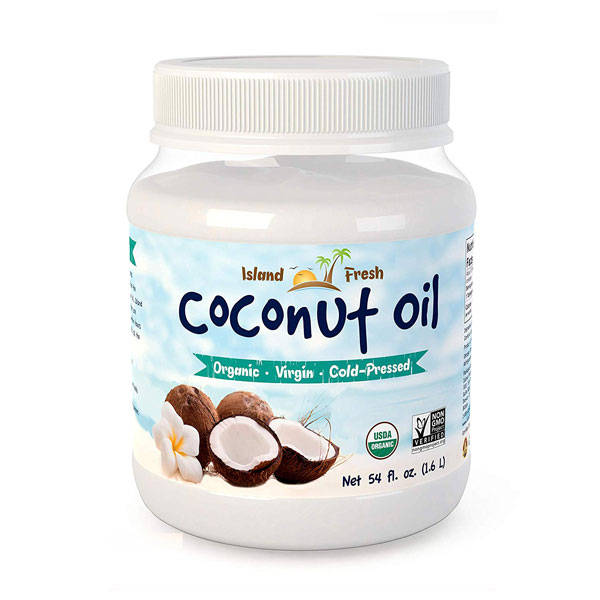 Coconut Oil Filling Solution