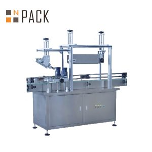 High Speed Automatic Linear Pressing Capping Machine