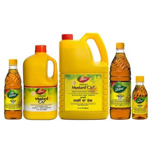 Mustard Oil Filling Solution