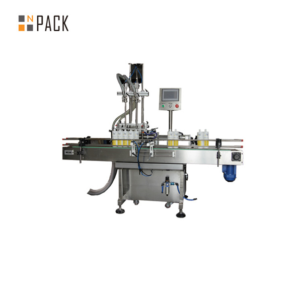 NP-EVF automatic economic piston filling machine