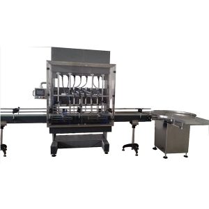 NP-GF Automatic Corrosive Liquid Filling Machine