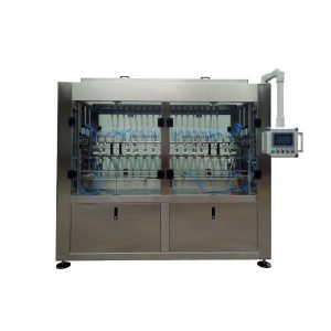 NP-VF Low Viscosity Automatic Overflow Filling Machine