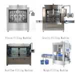 Types of Liquid Filling Machines