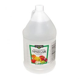 Vinegar Sample